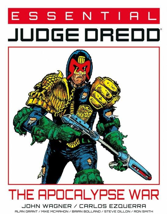Essential Judge Dredd - The Apocalypse War #1