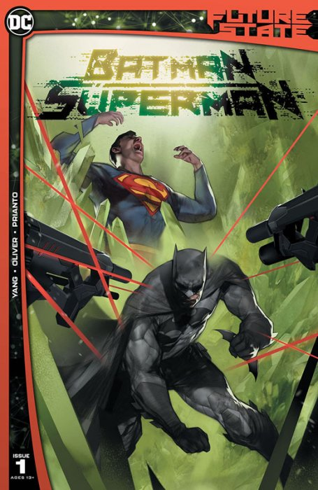 Future State - Batman - Superman #1
