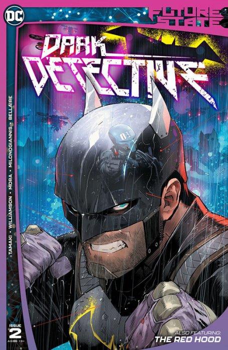 Future State - Dark Detective #2