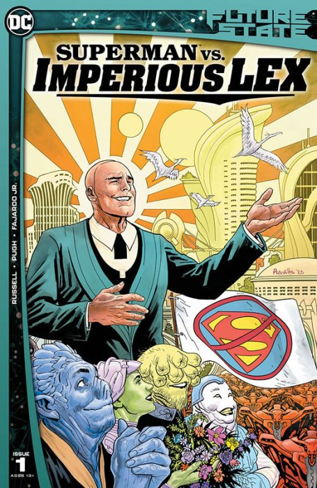 Future State - Superman vs Imperious Lex #1