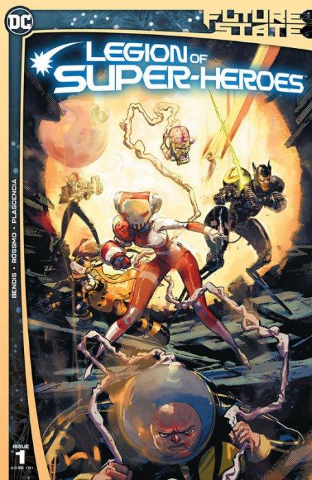 Future State - Legion Of Super-Heroes #1