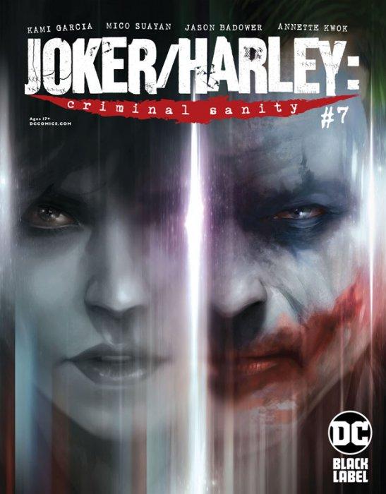 Joker - Harley - Criminal Sanity #7