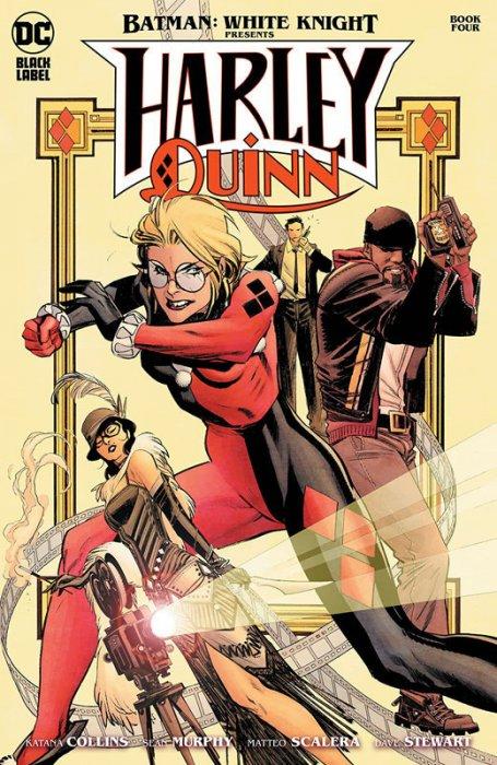 Batman - White Knight Presents Harley Quinn #4