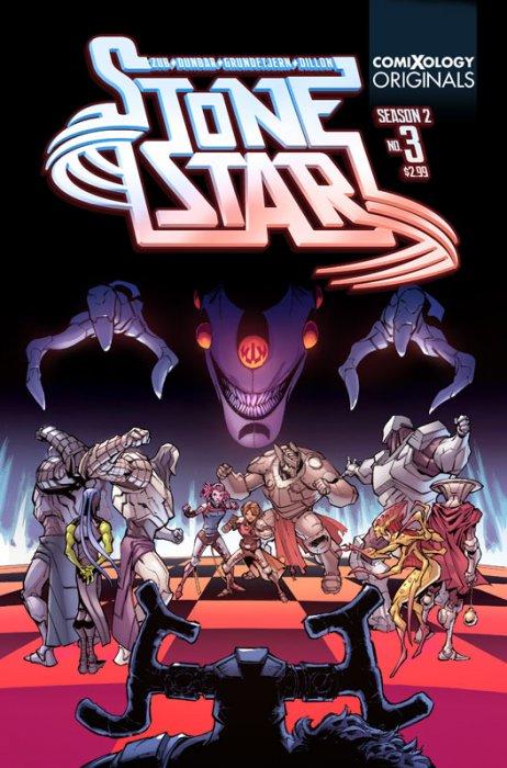 Stone Star Vol.2 #3