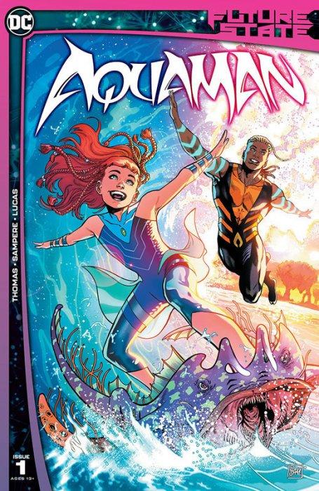 Future State - Aquaman #1