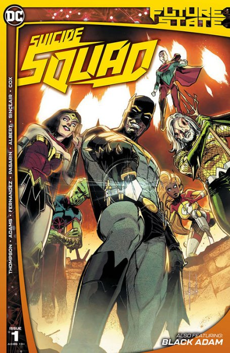 Future State - Suicide Squad #1
