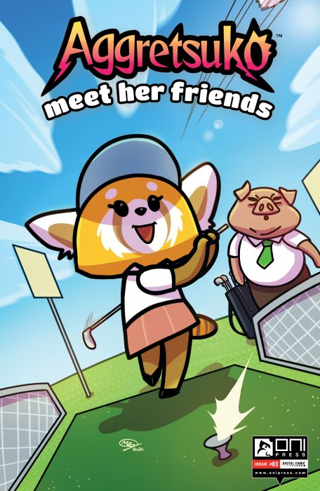 Aggretsuko - Meet Her Friends #3