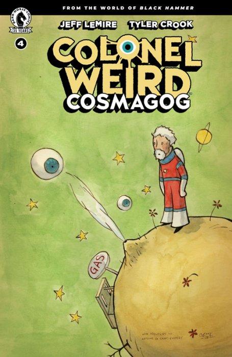 Colonel Weird - Cosmagog #4