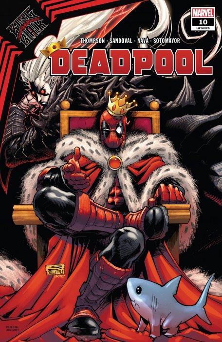 Deadpool #10
