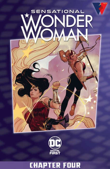 Sensational Wonder Woman #4