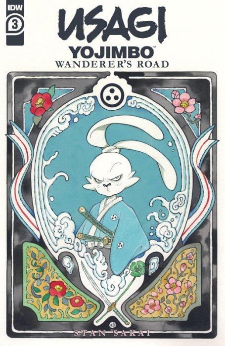 Usagi Yojimbo - Wanderer's Road #3