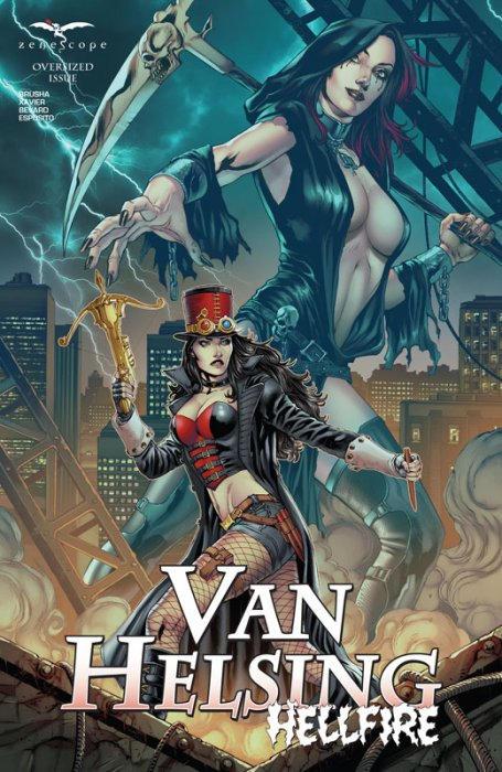 Van Helsing - Hellfire #1