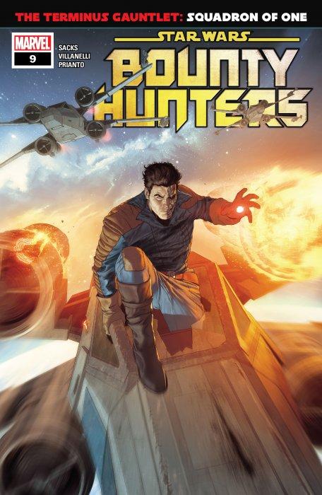 Star Wars - Bounty Hunters #9