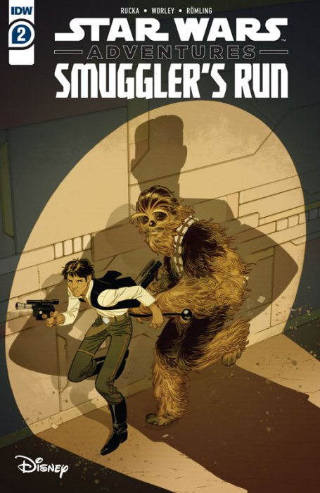 Star Wars Adventures - Smuggler's Run #2