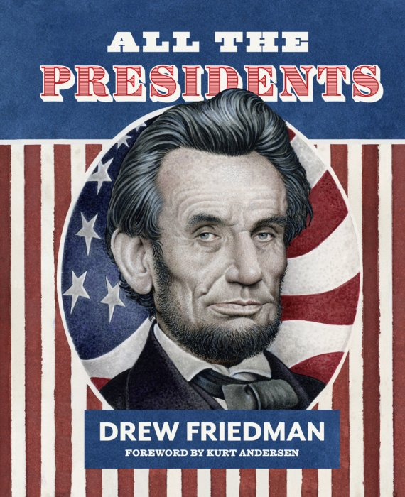 All the Presidents #1 - HC