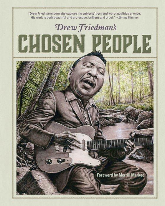 Drew Friedman's Chosen People #1 - HC