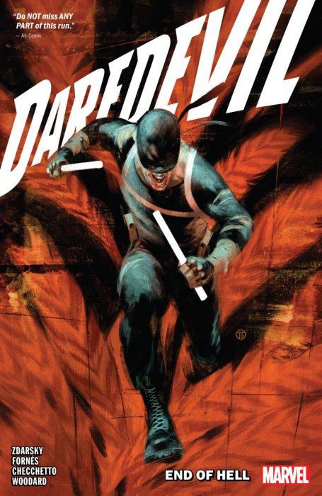 Daredevil by Chip Zdarsky Vol.4 - End of Hell