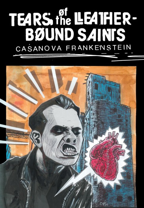 Tears of the Leather-Bound Saints #1 - GN