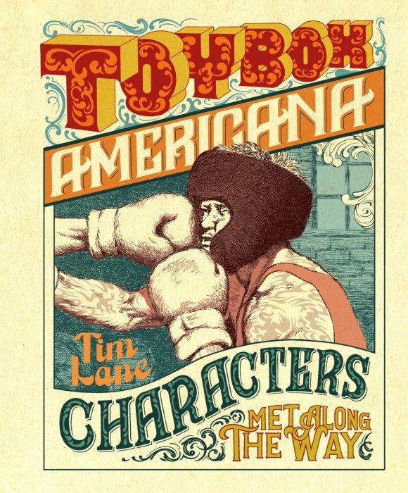 Toybox Americana #1 - GN