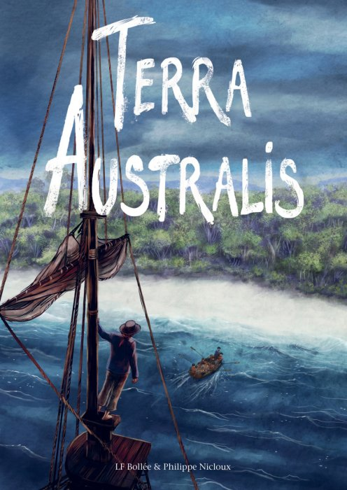 Terra Australis #1 - GN