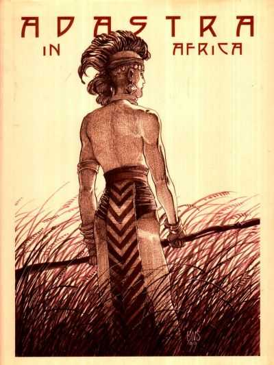 Adastra in Africa #1 - OGN