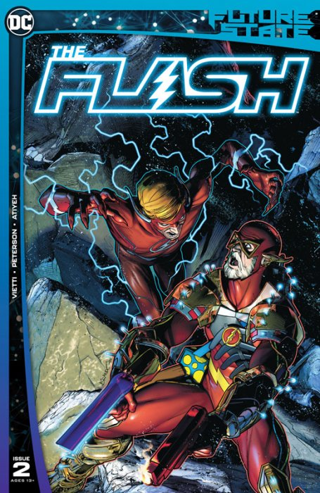 Future State - The Flash #2