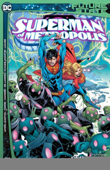 Future State - Superman Of Metropolis #2