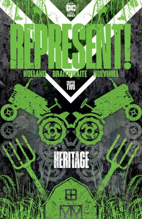Represent! #2 - Heritage