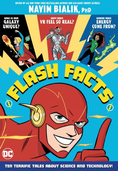 Flash Facts #1 - GN