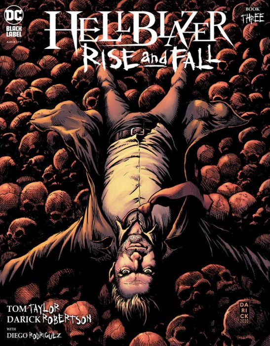 Hellblazer - Rise and Fall #3