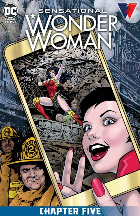 Sensational Wonder Woman #5