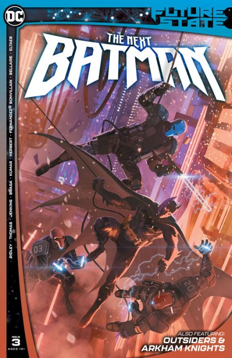 Future State - The Next Batman #3