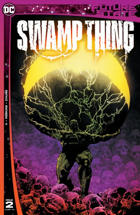 Future State - Swamp Thing #2
