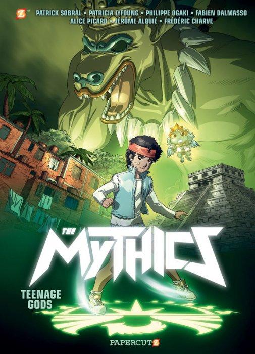 Mythics #2 - Teenage Gods