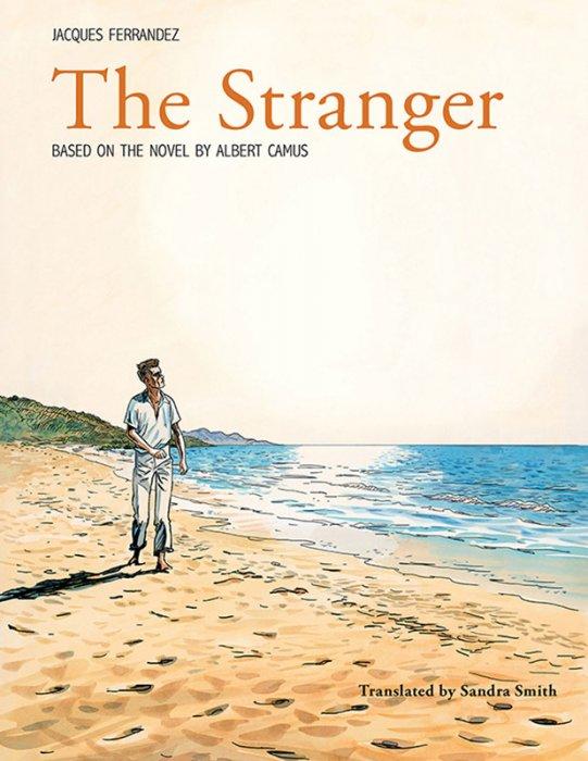 The Stranger - The Graphic Novel #1 - GN