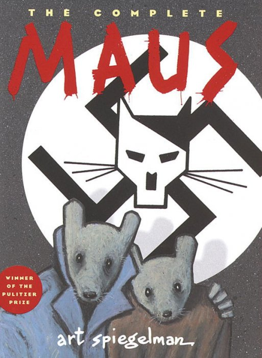The Complete Maus #1 - HC