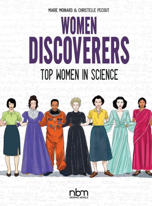 Women Discoverers - Top Women in Science #1