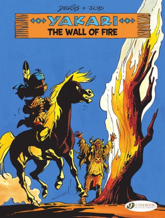 Yakari #18 - The Wall of Fire