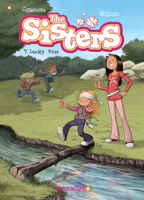The Sisters #7 - Lucky Brat