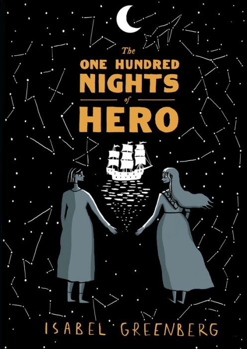 The One Hundred Nights of Hero #1 - GN