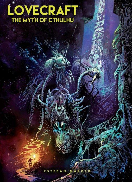 Lovecraft - The Myth of Cthulhu #1 - HC