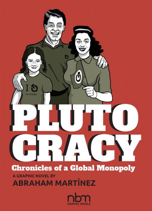 Plutocracy #1 - GN