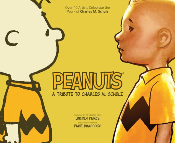 Peanuts - A Tribute to Charles M. Schulz #1 - HC/SC