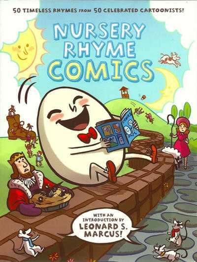 Nursery Rhyme Comics #1
