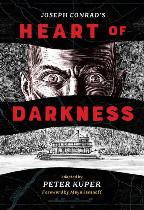 Heart of Darkness #1 - GN