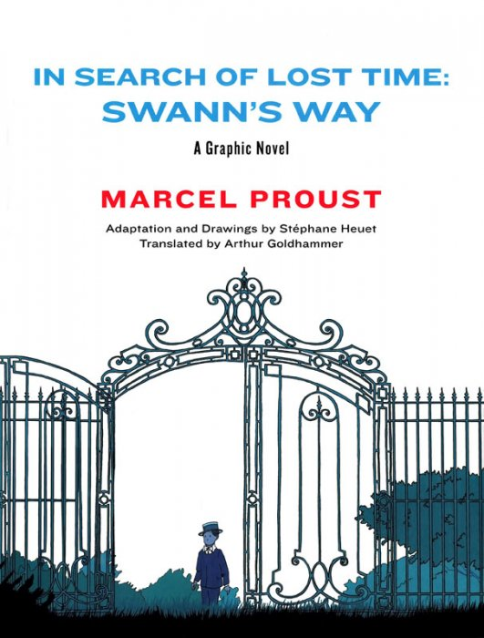 In Search of Lost Time - Swann's Way #1 - GN