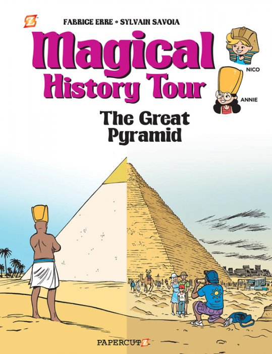 Magical History Tour #1 - The Great Pyramid