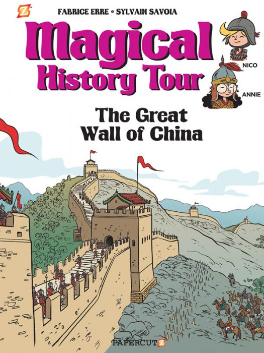 Magical History Tour #2 - The Great Wall of China