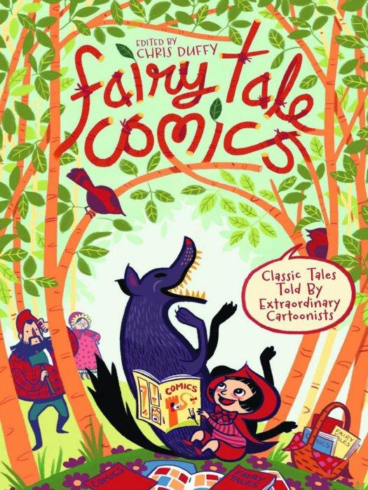 Fairy Tale Comics #1 - HC