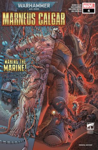 Warhammer 40,000 - Marneus Calgar #4